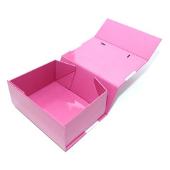 Customized Hand-held Folding Box
