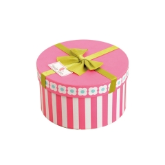 Beautiful Round Gift Box